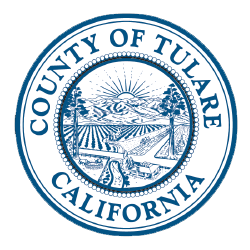 Sounty of Tulare Seal